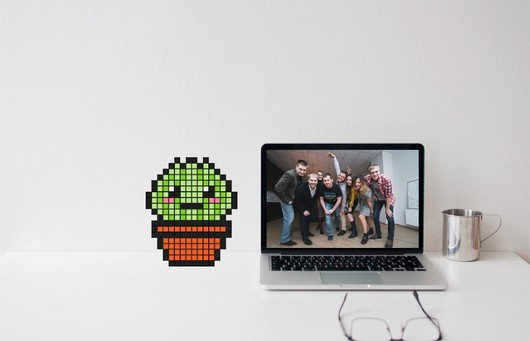 PixPic – Pixel Stickers Kit, a Photo Editing App: the Crown Jewel of Our iOS Interns