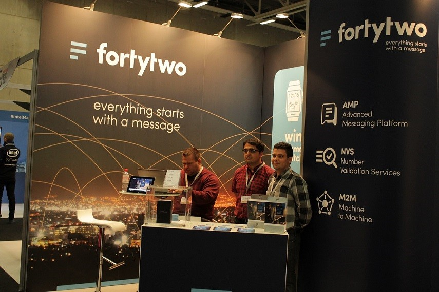 Apps World Germany, Fortytwo