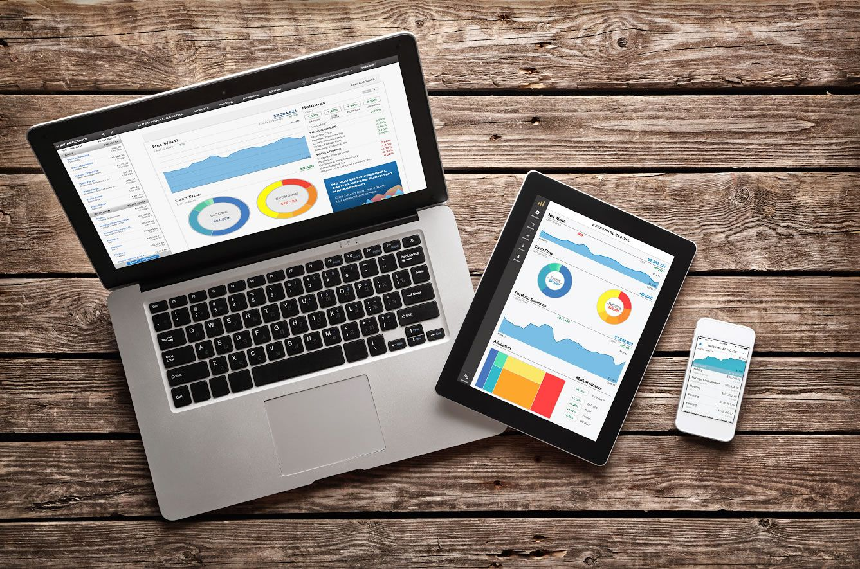 Finance apps development and market