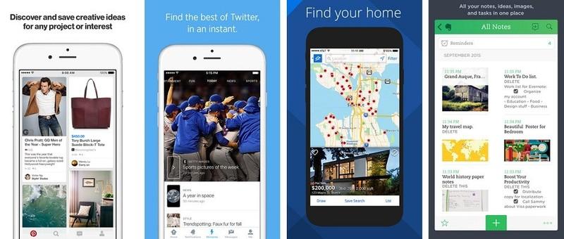 App screenshots optimization