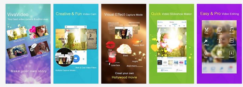 VivaVideo app development