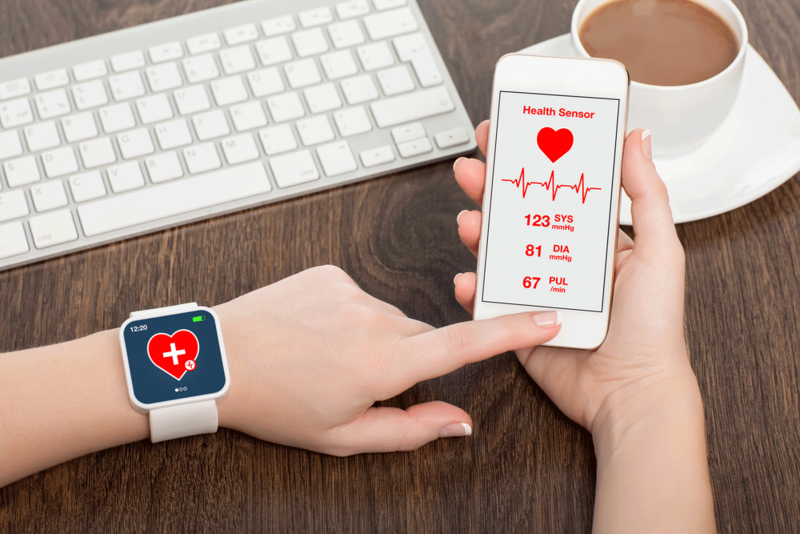 sensitive data that medical apps store and share