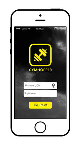 "Gymhopper-""Uber for gyms"""