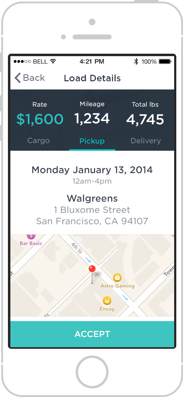 How can you develop an Uber for trucking?