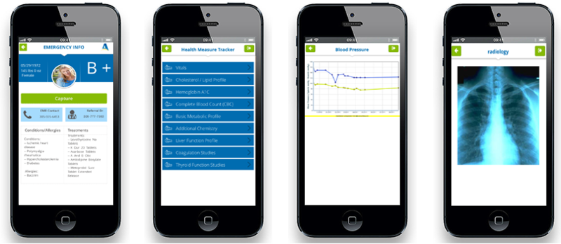 medical records app development