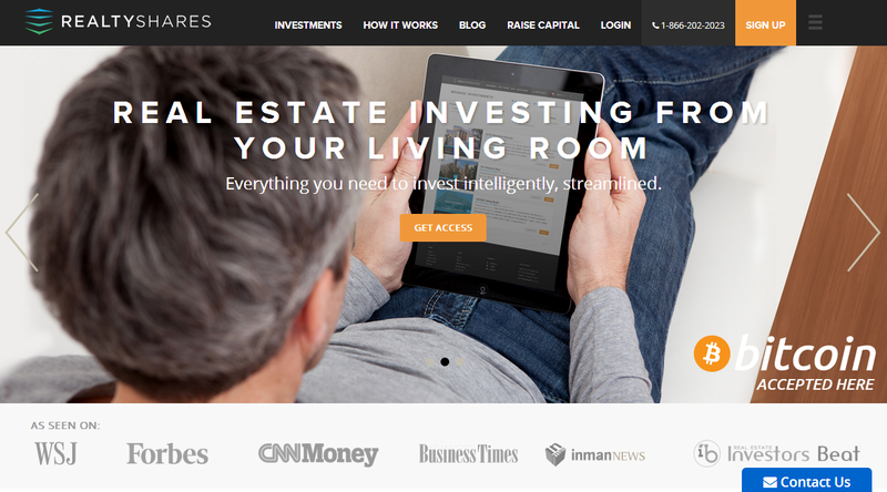 RealtyShares interview with Nav Athwal, the co-founder