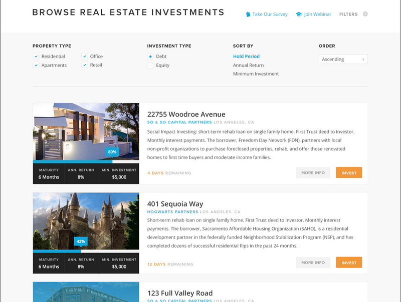 Interview with Nav Athwal, the co-founder of RealtyShares