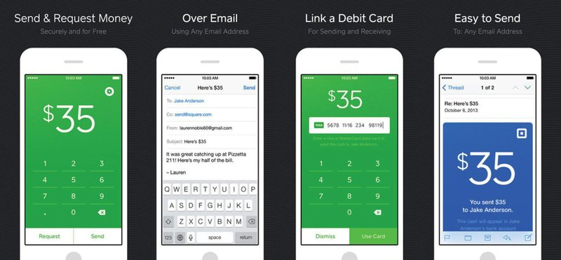 How to Build a P2P Payment App Like Square Cash