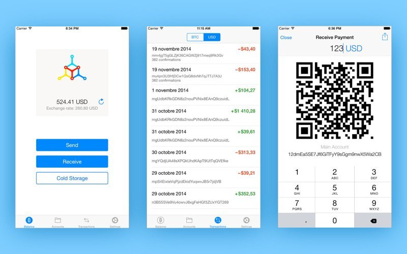 myleim_mobile_wallet_app_screenshots