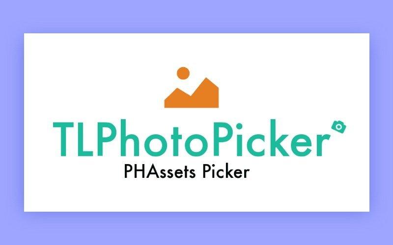TLPhotoPicker GitHub library
