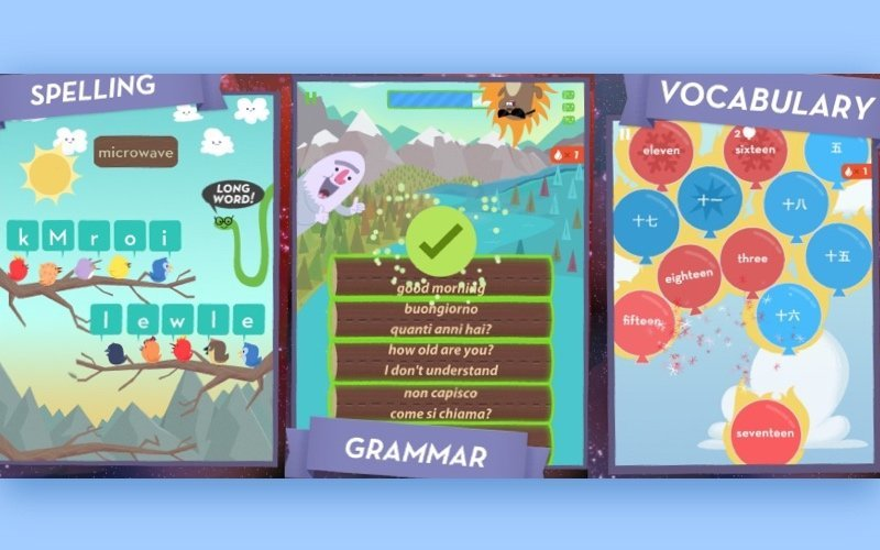 How to develop a language learning app mindsnacks gamification