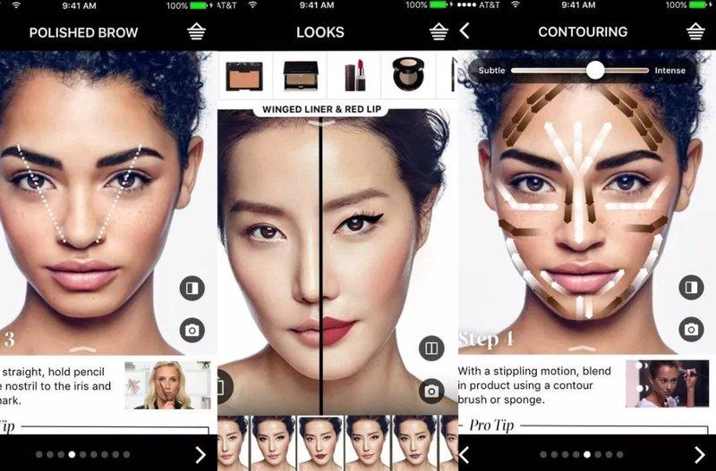Sephora ARKit app