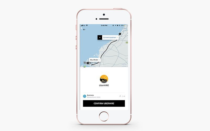 how to scale your uber-like taxi business uberhire screenshots