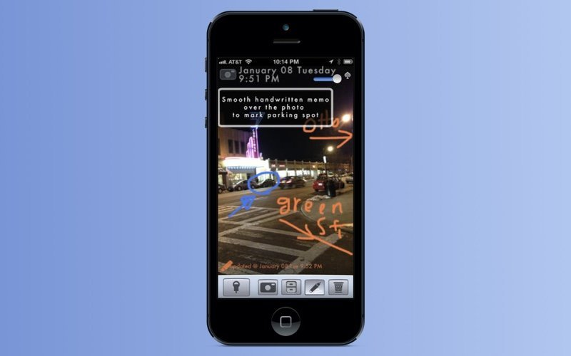 The Honk app