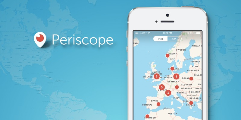 How to make an app like Periscope