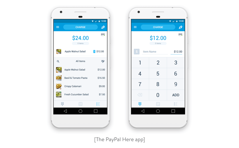 PayPal Here App