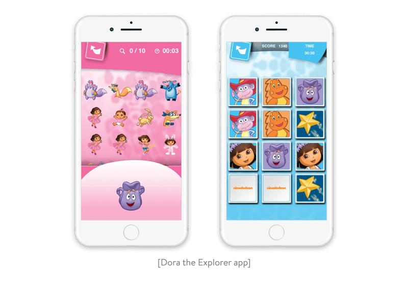 Dora the Explorer App