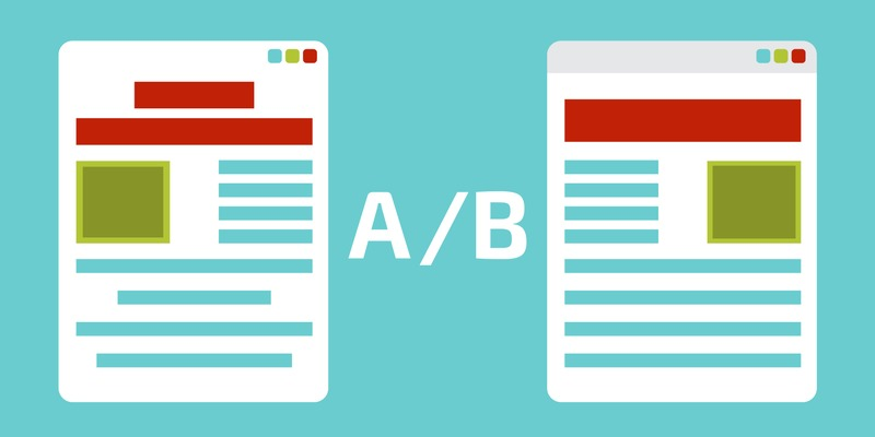 A/B testing for mobile apps