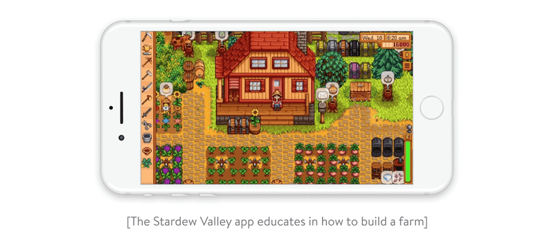 The Stardew Valley App