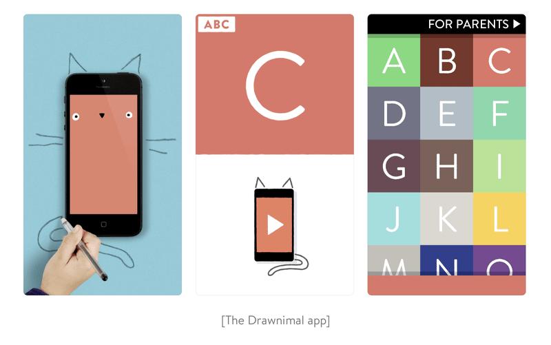 The Drawnimal App