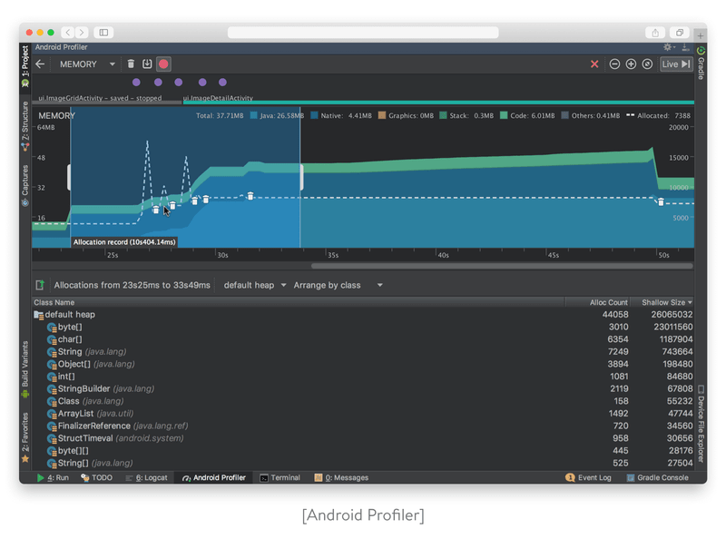 Android Profiler