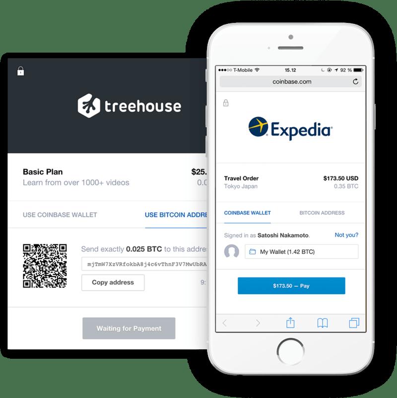 Expedia bitcoin payment