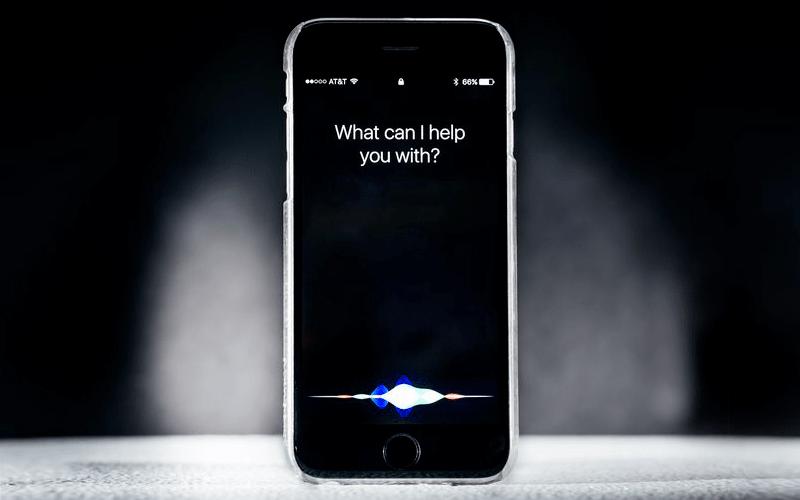 The Siri virtual assistant