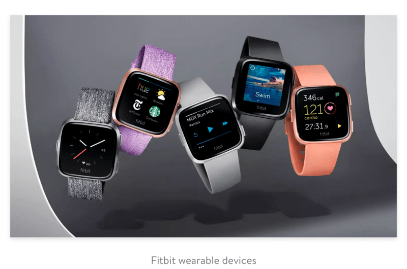 Fitbit-wearable-devices