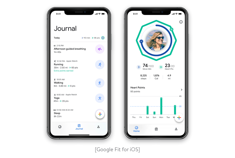 Google Fit for iOS