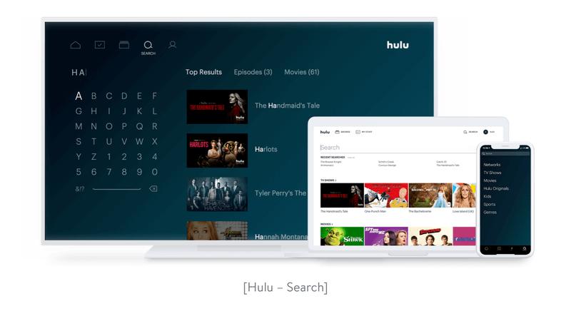 Hulu Search