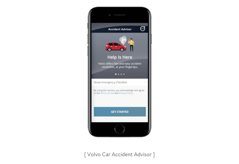 Car accident advisor