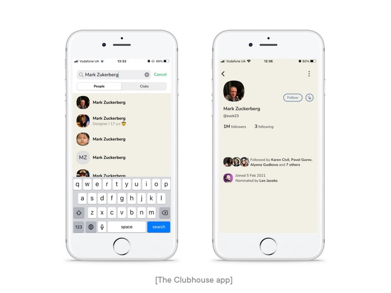 the clubhouse app