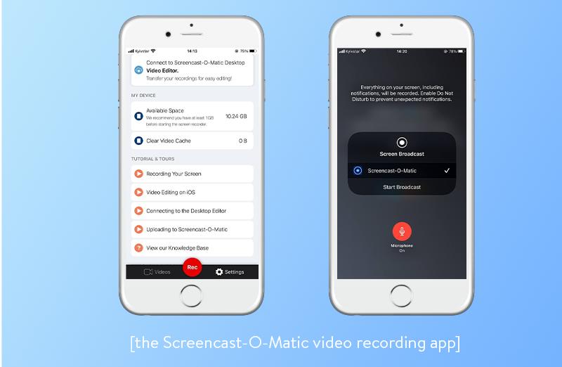 screencast o matic video recording app