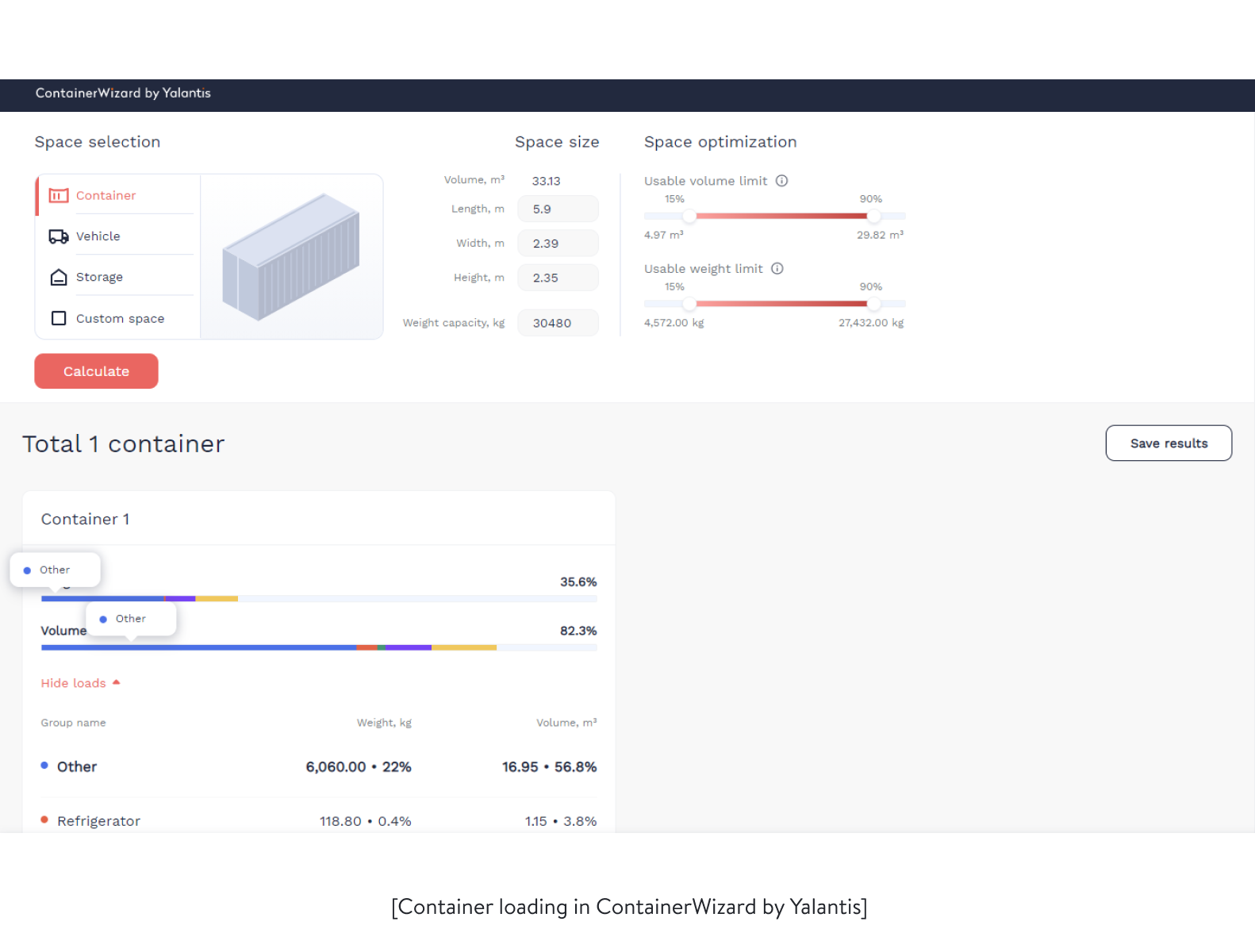 containerwizard container loading