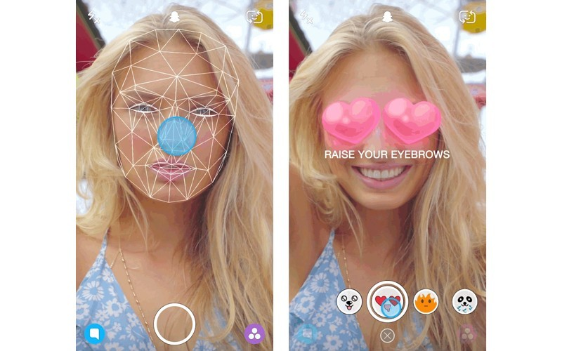best_AR_mobile_apps_snapchat_lenses