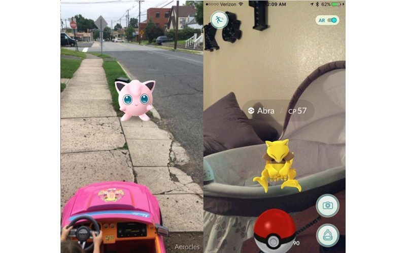 best_AR_apps_pokemon_go