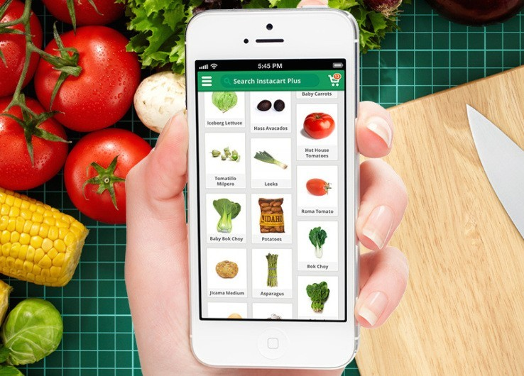 Instacart app: how grocery delivery app became successful with smart marketing