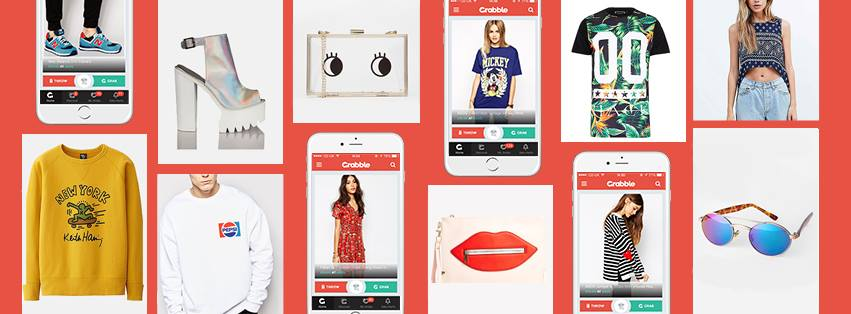 Graddle. Tinder for fashion